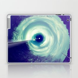 beam me up. Laptop & iPad Skin
