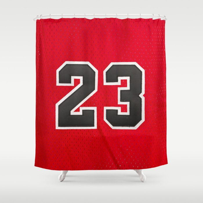 23 Shower Curtain By Rorzzer