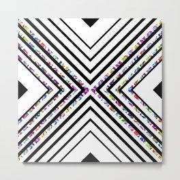 Mix #474 Metal Print