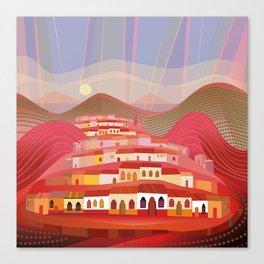 Michoacan Canvas Print