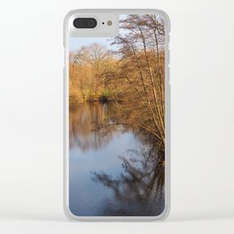 Voorveldse Polder City Park, Utrecht Clear iPhone Case