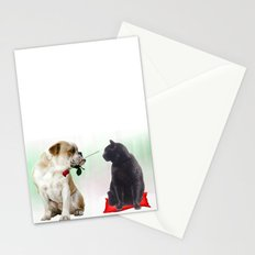 The look... Stationery Cards