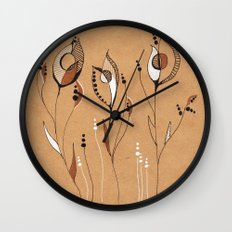 Little Garden Wall Clock