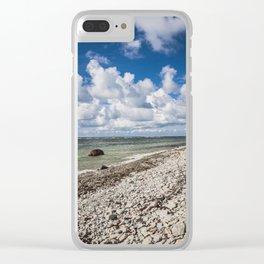 Panga park 1.3 Clear iPhone Case