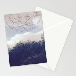 Witching Woods Stationery Cards