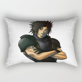 Zack Fair Rectangular Pillow