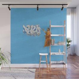 Phup Wall Mural