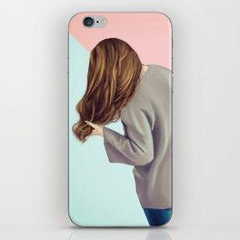 Pastel Mood iPhone Skin