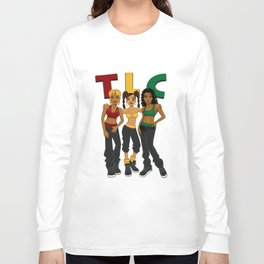 TLC Long Sleeve T-shirt