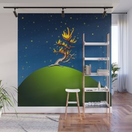 Star Spark Wall Mural