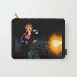 gatling girl Carry-All Pouch