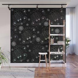 Scopions pattern Wall Mural
