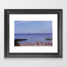 Gulf of Finland Framed Art Print