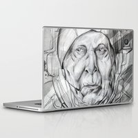 indian Laptop & iPad Skins featuring Indian by RamonN90