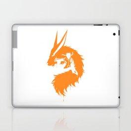 Naruto & Kurama Laptop & iPad Skin