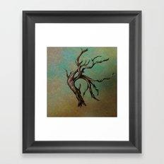 Sacred Tree Framed Art Print