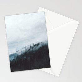 Vancouver Fog II Stationery Cards