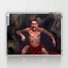 Haka Warrior Laptop & iPad Skin