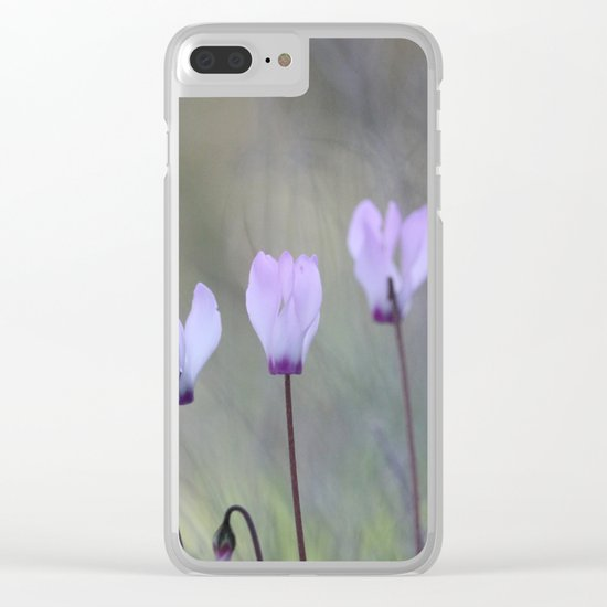 Stranger Among Us Clear iPhone Case