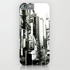 WHITEOUT : Life in the City Slim Case iPhone 6s