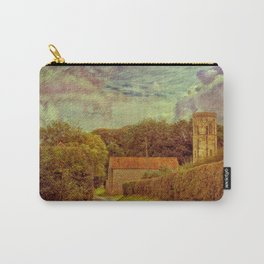 The Old Church Tower Carry-All Pouch