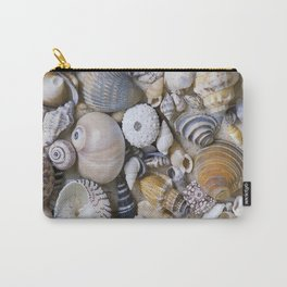 Sea Shell Collection Carry-All Pouch