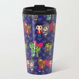 Monster Love Travel Mug