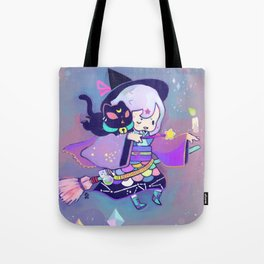 kuri witch Tote Bag