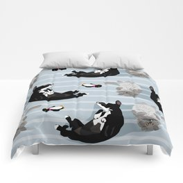 Belly Rubs XL Comforters