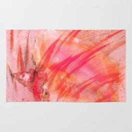 Junkanoo Pink Conch Rug
