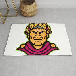 Gaius Julius Caesar Mascot Rug