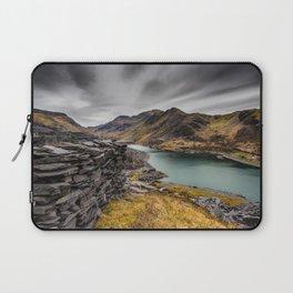 Snowdon Moutain Range Laptop Sleeve