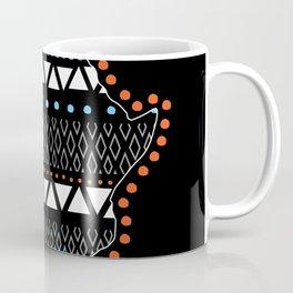 Motherland Night Coffee Mug