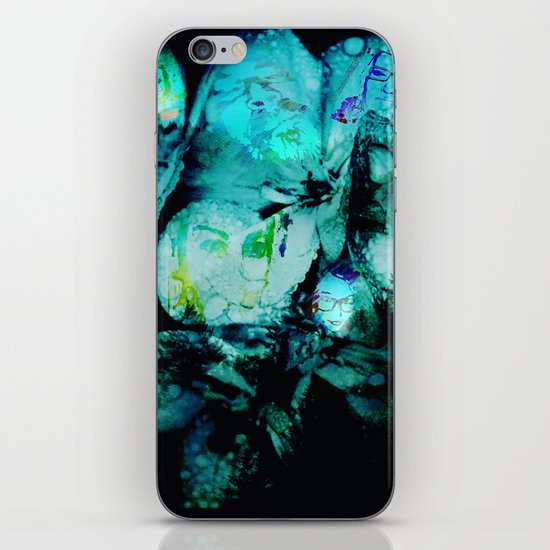 Hidden Emotions iPhone & iPod Skin