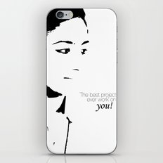 Project iPhone & iPod Skin