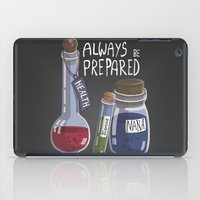 alchemy iPad Cases featuring Alchemy Potions by sw4mp rat