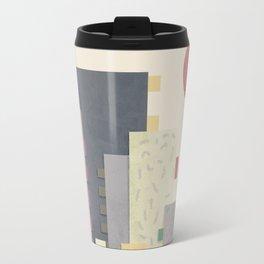 City on Earth Travel Mug