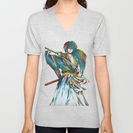 The Way of the Sword Unisex V-Neck