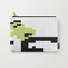 Pixel Bruce Carry-All Pouch