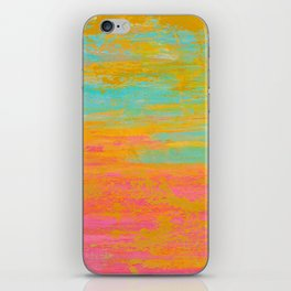 Warm Breeze iPhone Skin