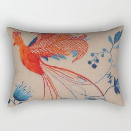Firebird Rectangular Pillow