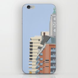 south bank (london) iPhone Skin