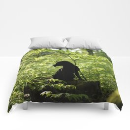 Spring Forest Comforters