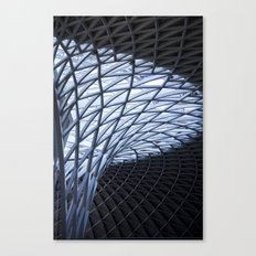 King's Cross, London Canvas Print