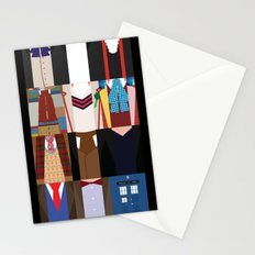 The Doctors - Doctor Who & TARDIS Stationery Cards