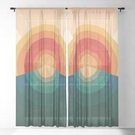 Sonar Sheer Curtain
