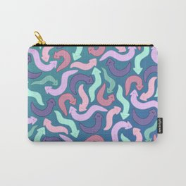 Wiggly Planaria Carry-All Pouch