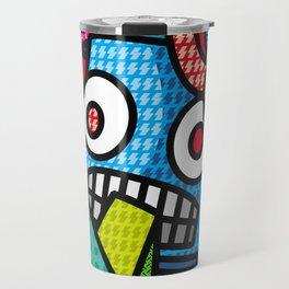 Artsy Bot Travel Mug