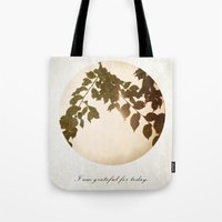 grateful dead Tote Bags featuring Grateful by Sandra Arduini
