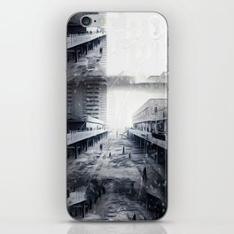 Snowfallen Ashes: Within These Years of Questionable Defeat iPhone Skin